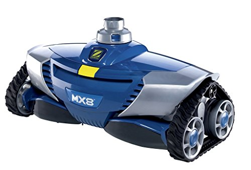 Zodiac MX8 Suction-Side Robotic Pool Cleaner