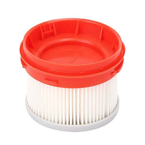 SALALIS Reemplazo del Filtro de vacío, filtros de aspiradora ABS + Esponja Asequible para Eliminar el Polvo doméstico