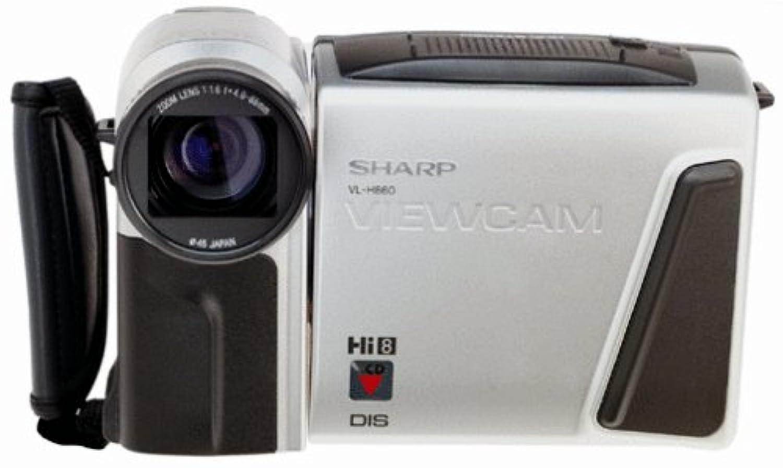 Sharp VL-H860U Hi8 Viewcam Camcorder (Discontinued by Manufacturer)