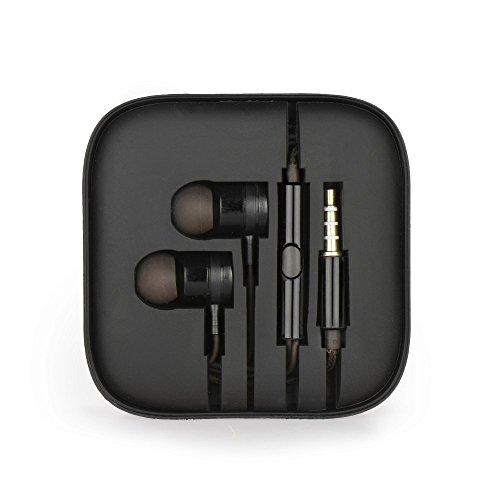 Auricolari Cuffie Earphones universali con microfono per HUAWEI Y5 Y5 II Y6 Y6 II MATE 7 8 9 MATE S HONOR 7 8 9 6X P8 P8 LITE 2017 P8 SMART P9 P9 LITE P9 PLUS P10 P10 LITE P10 PLUS