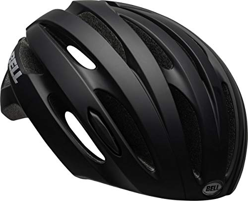 BELL Avenue LED MIPS Rennrad Fahrrad Helm Gr.61-65cm schwarz 2021