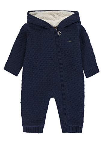 Kanz Baby-Jungen Overall m. Kapuze Schneeanzug, Blau (Dress Blue|Blue 3043), 68