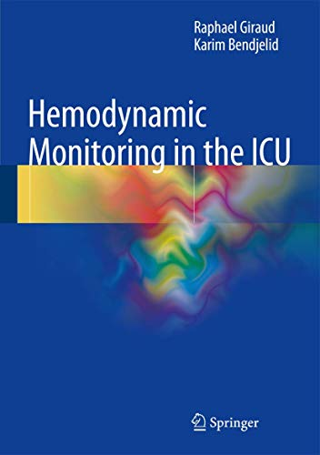 Hemodynamic Monitoring in the ICU
