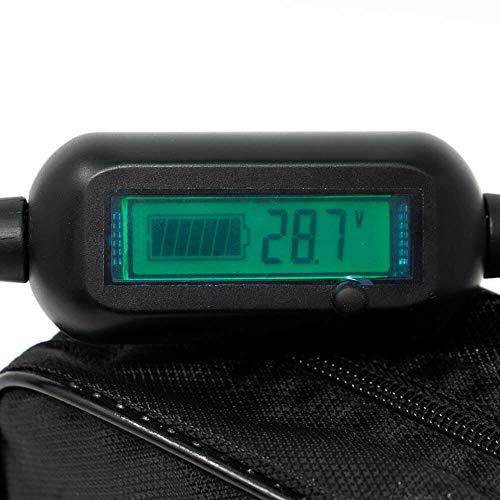 tour-made Haicaddy Rallonge de batterie avec indicateur de...