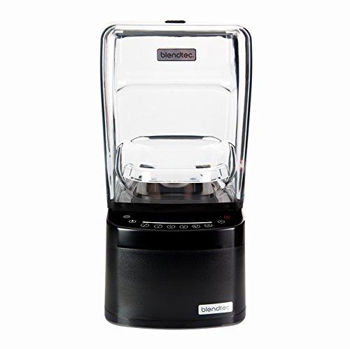 """Blendtec """"Pro"""" 795 Blender with Wildside+ Jar (90 oz) and Spoonula BUNDLE, 6 Pre-Programmed Cycles, 11-Speeds, Black"""