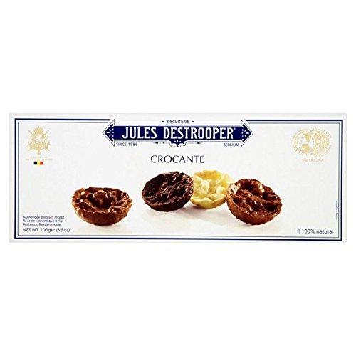 Jules Destrooper 100G Florentines - Paquet de 6