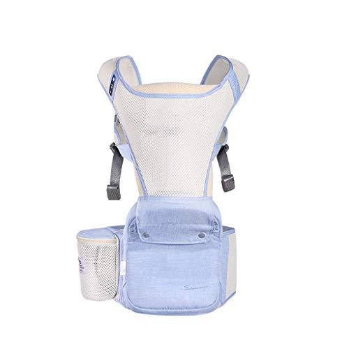 Porte-bébé Confort Scientifique Siège bébé Taille Ajustable Maille Respirante pour l'été ( Color : C )