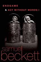 Endgame & Act Without Words I by Samuel Beckett - Paperback