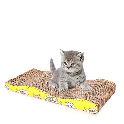 Kattenspeeltjes Cat Scratcher Board Pad, Corrugated Paper Pad Cats Nail Scraper Mat Matras Gift Catnip, Kitten producten