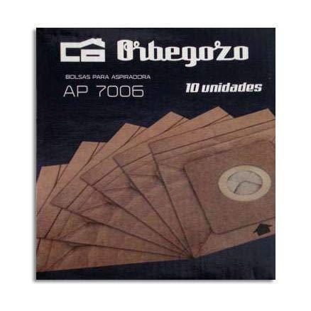Orbegozo Bolsas para Aspirador Ap 7006: Amazon.es: Hogar