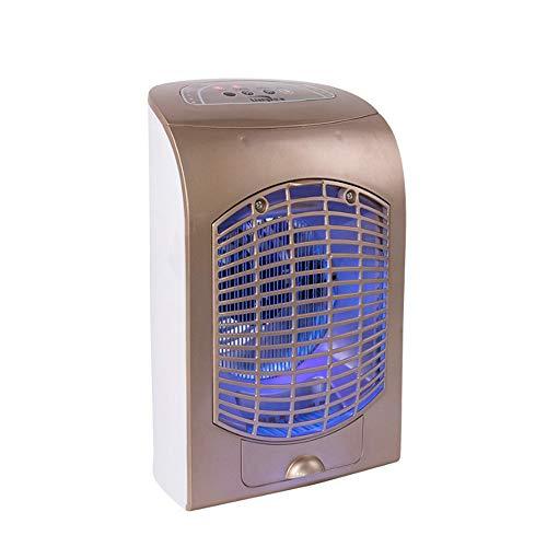 LGOO1 Intelligent Light gesteuerte Elektroschock-Moskito-abstoßendes USB Powered Moskito-Mörder-Lampe Schädlingsbekämpfung Flycatcher Mute Betrieb Anti-Moskito-Mörder-Licht Home Küche Insektenfänger