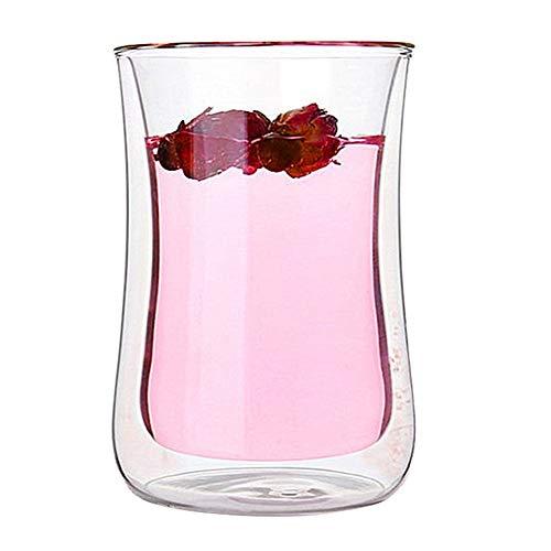 Vasos de agua de 12 onzas – Vaso para beber – para agua, zumo, cócteles y bebidas – sin plomo, perfecto para cocina y bar