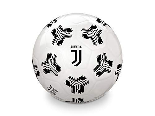 Mondo Toys - Pallone da Calcio F.C Juventus pvc per bambina/bambino - Tango PVC - Colore bianco/nero - 02070