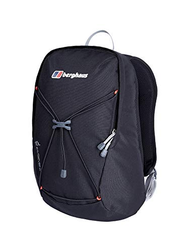 Berghaus TwentyFourSeven Plus 15 Litre Outdoor Rucksack Backpack, Black