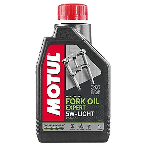 Huile de fourche MOTUL Fork Oil Expert 5W - 1 Litre
