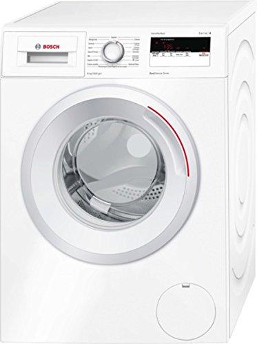 Bosch WAN20168IT Libera installazione Carica frontale 8kg 1000Giri/min A+++ Bianco lavatrice