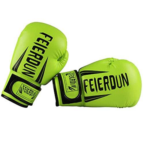 JF-XUAN. Kinder Boxhandschuhe, 3-15 Jahre alt Kinder Training Boxhandschuhe, Professionelle Auswirkungen Heavy Bag Handschuhe UFC MMA Muay Thai Sanda Schutz Jugend
