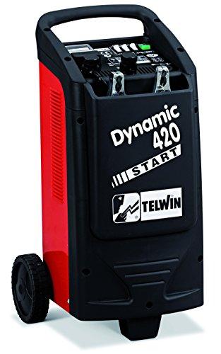 Caricabatterie DYNAMIC 420 START 230V 12-24V