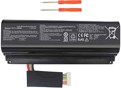 A42N1403 Battery for ASUS ROG G751JL 17.3' G751 G751JY G751JT G751JM...