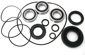 BossBearing Rear Axle Bearings and Seals Kit for Honda TRX450 Foreman 4x4 1998 to 2009