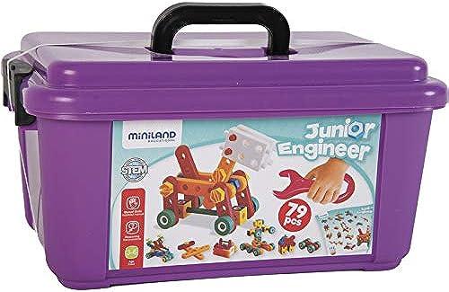 Web oficial Miniland miniland95002Junior Ingeniero Ingeniero Ingeniero Set  para proporcionarle una compra en línea agradable