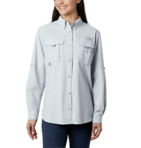 Columbia Bahama - Manches Longues - Gris - Taille XXL