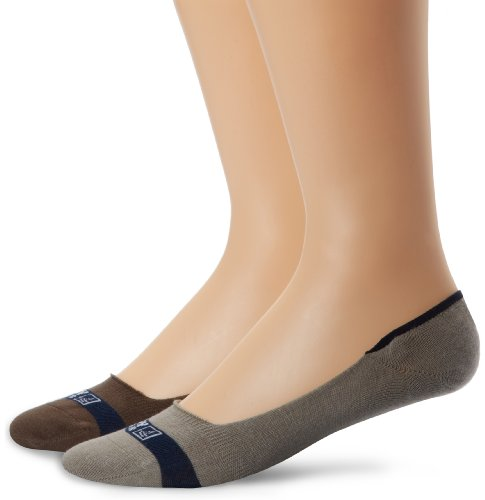 SPERRY Men's Signature Solid Liner, Taupe, Sock Size Sock Size: 10-13/Shoe Size:9-11,Shoe Size Sock Size: 10-13/Shoe Size:9-11