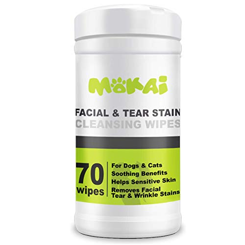 ZPAW Facial Wrinkle Eye and Tear Stain Wipes