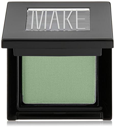 MAKE Cosmetics Satin Finish Eye Shadow, Verdigris