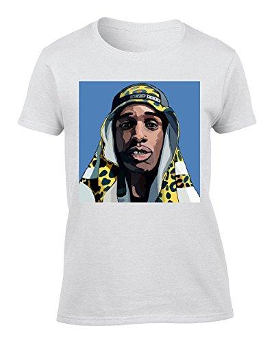 Asap Rocky T-Shirt - XX-Large Damen T-Shirt