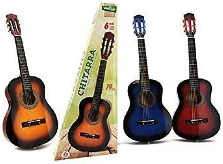 Globo Gitarre, Mehrfarbig, GLO1008 B01HBC421M Lebhaft und liebenswert | Hohe Qualität und günstig