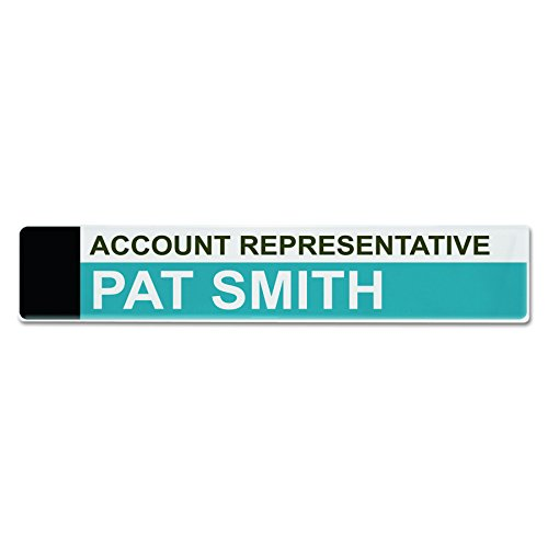 Advantus Products - Advantus - Panel Wall Sign Name Holder, Acrylic, 9 x 2, Clear - Sold As 1 Each - Clearly displays laser or inkjet printed sign. - Easily attaches to most fabric panel walls. - More adaptable than conventional nameplates. - Mounting clips included. -