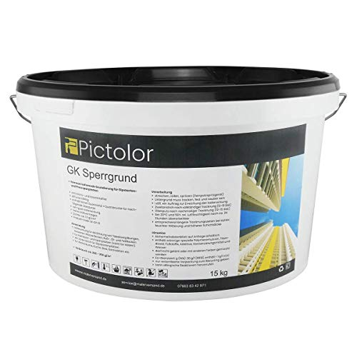 Pictolor GK Sperrgrund 15kg