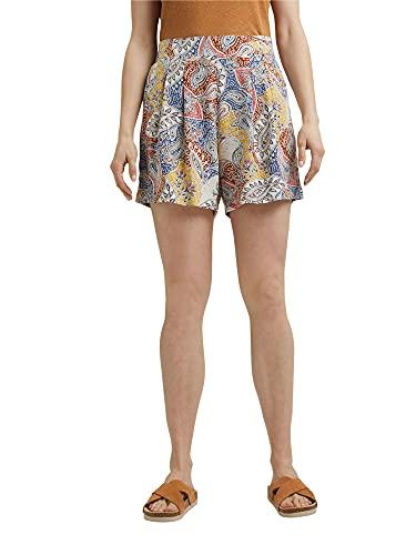ESPRIT Damen 051EE1C306 Shorts, 293/LIGHT BEIGE 4, 40