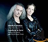 CAPELLA DE LA TORRE / VISSE, DOMINIQUE: VINUM ET MUSICA - SONGS & DANCES FROM NUREMBERG SO (Audio CD)