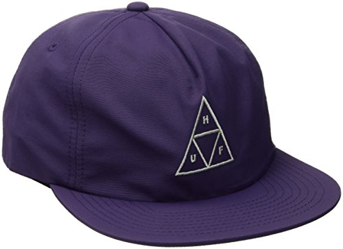 HUF Gorra Triple Triangle Púrpura - Ajustable
