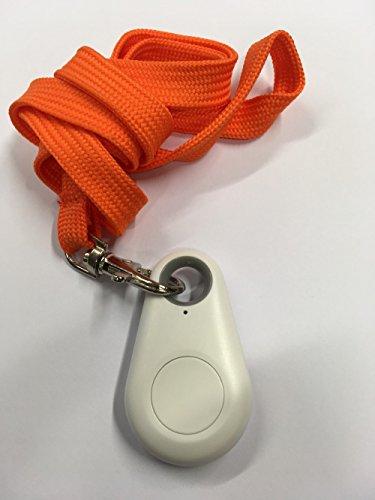 Bluetooth LE Smartphone Notfallknopf für unterwegs pe-SOS LITE