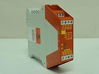 Omron SR103AM01 Sti Safety Relay, 24VAC/DC, 3A, Dual Channel