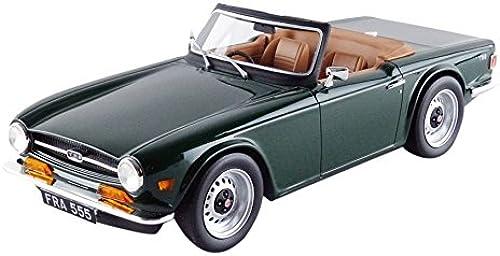 ventas al por mayor LS Collect Duque LS002a Triumph TR6 TR6 TR6 1970 Echelle 1 18 verde  ventas en línea de venta