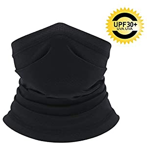 CUIMEI Summer Face Scarf - Fishing Scarf for Sun UV Neck Gaiters for Cycling Running Hiking Cool Bandana for Summer