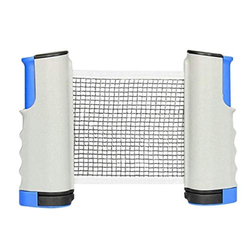 TOPofly 170cm Länge Verstellbar Net-Rack Retractable Tischtennisnetz Tragbare Ping Pong Nets Für Indoor Outdoor