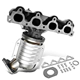 DNA MOTORING OEM-CONV-YW-001 Factory Style Catalytic...