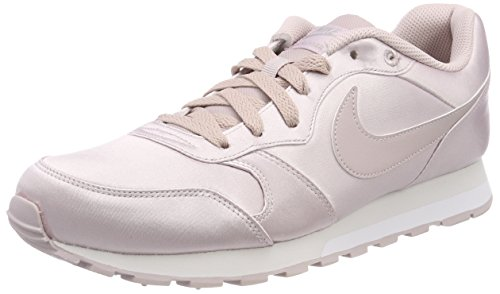 Nike MD Runner 2, Zapatillas de Running Mujer, Multicolor (Particle Rose/Partic 602), 43 EU