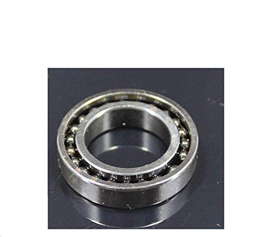 YINGJUN-DRESS Rodamientos de precisión 6312 1Pc rodamientos de Alta Temperatura de 500 Grados centígrados 60x130x31mm Los rodamientos de Bola