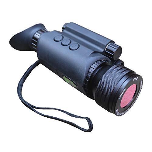 Luna Optics Digital G3 Day & Night Vision Monocular, 6-36x50mm, Digital, Built-in IR LN-G3-M50