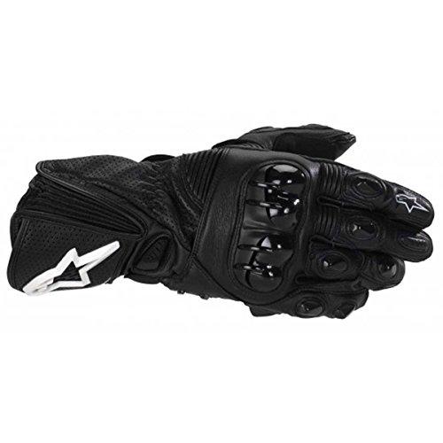 355659 10 M - Alpinestars GP Plus Motorcycle Gloves M Black