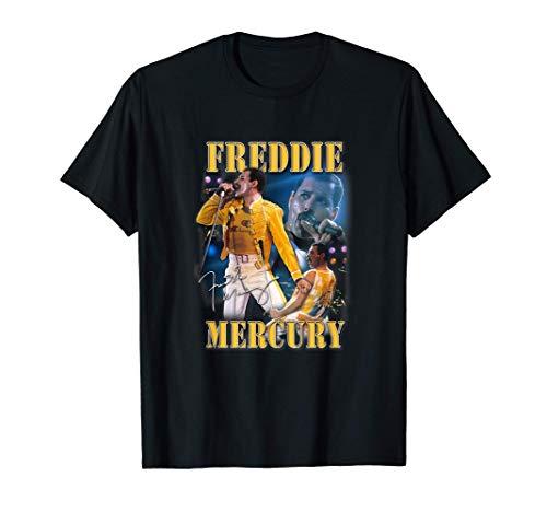 Freddie Mercury Official Live Homag…