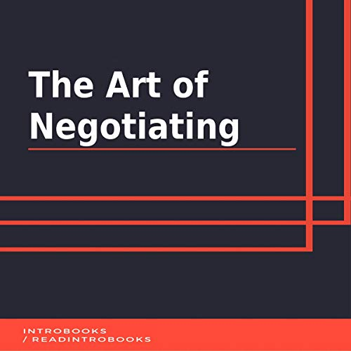 The Art of Negotiating cover art