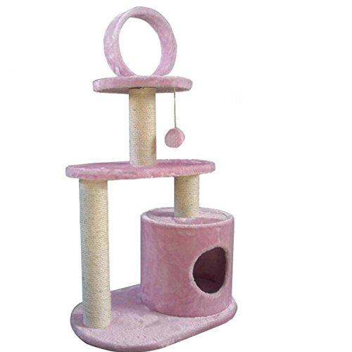 huisdier myyxt kat klimmen activiteit centrum krabben klim post klimmen ladder springen slapen