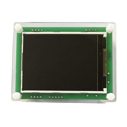 Ba30DEllylelly 2,8-Zoll-TFT-Bildschirm Auto PM2.5 Luftqualitätsdetektor Digitale Luftpartikel messen Messgerät Tester AQI Home Gas Monitor